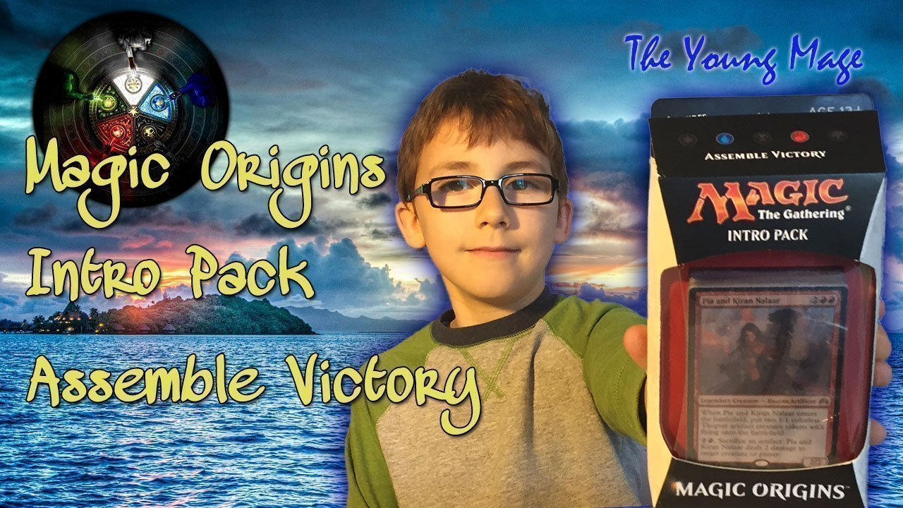 Magic Origins Assemble Victory Intro Pack Review