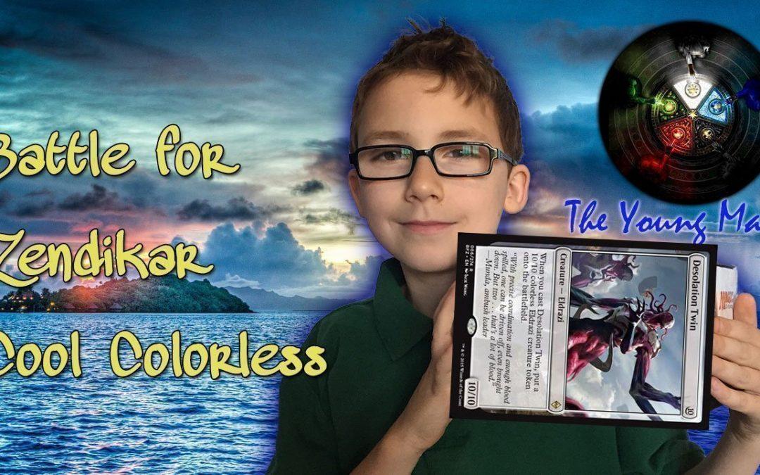 Battle for Zendikar Cool Colorless Cards