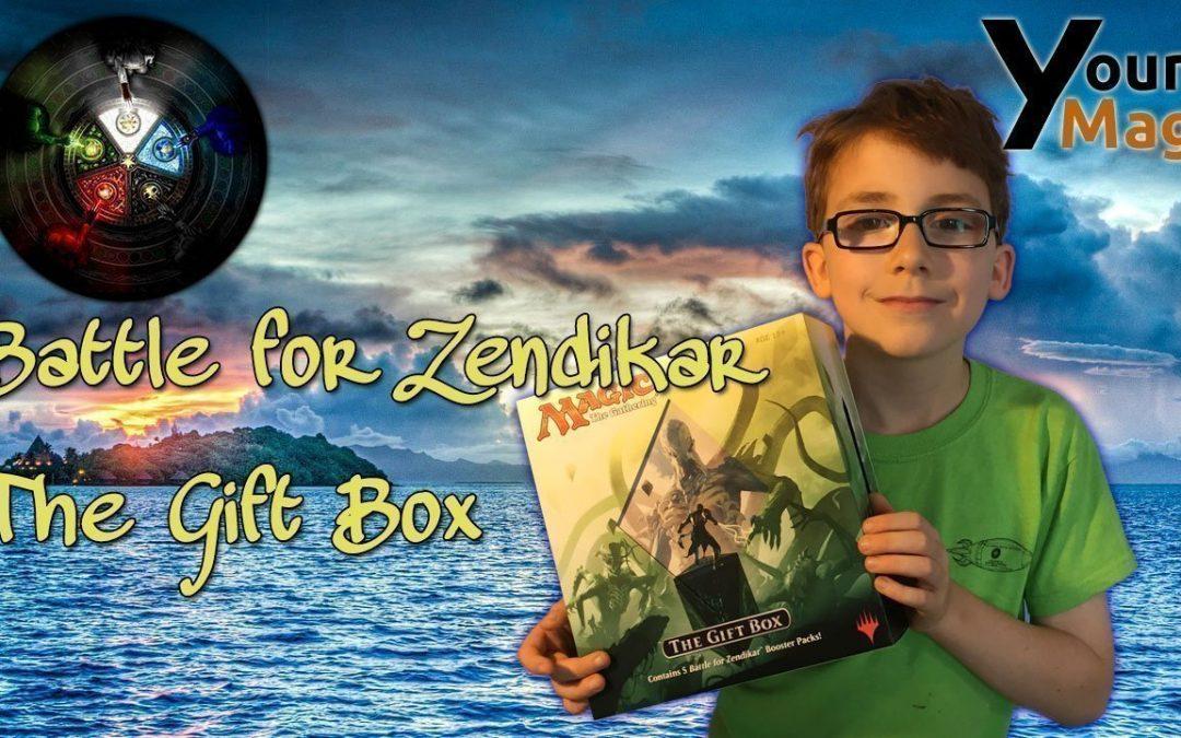 Battle for Zendikar Gift Box