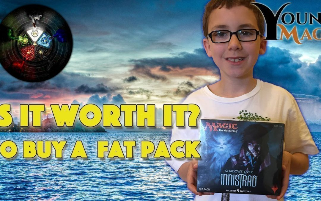 Is it worth it to buy a Shadows Over Innistrad Fat Pack