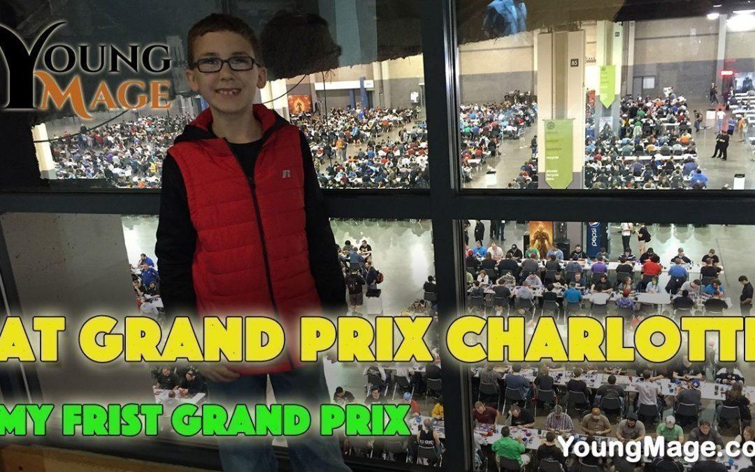 MTG Young Mage at Grand Prix Charlotte