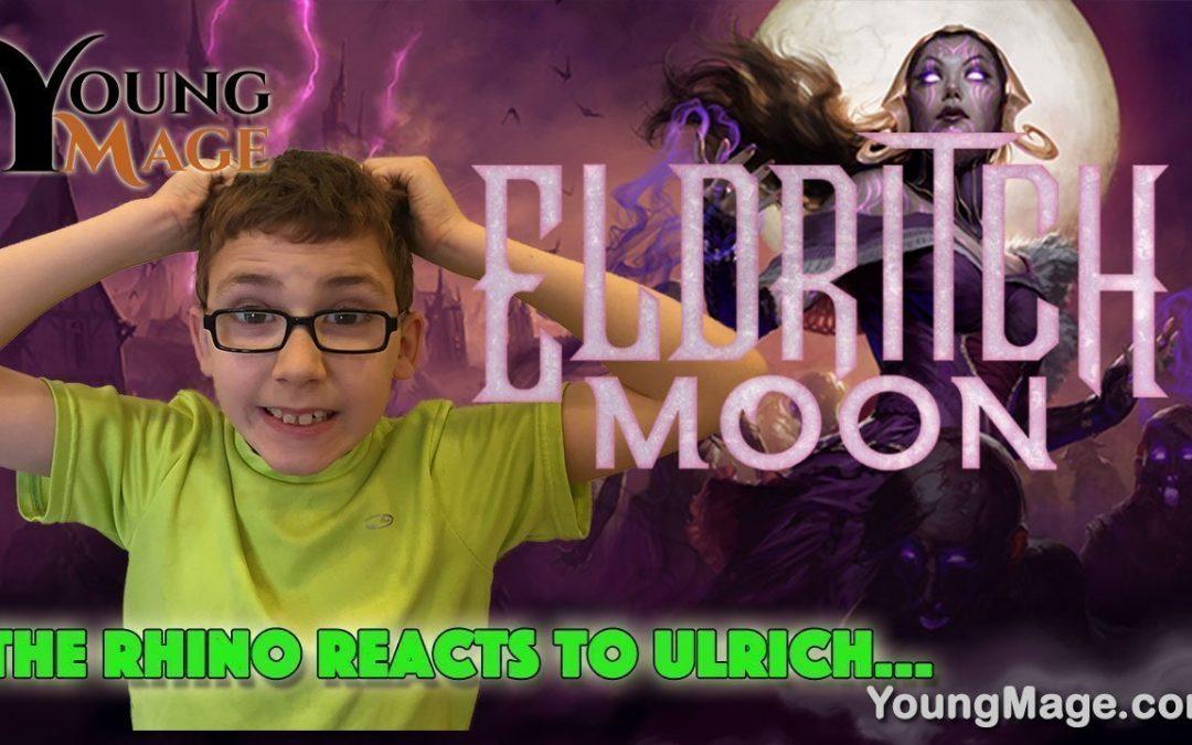 Eldritch Moon Reactions, Ulrich of the Krallenhorde