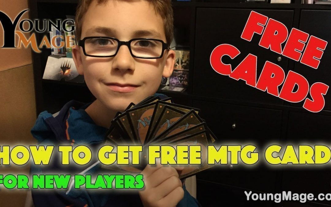 How to Get Free Magic The Gathering Cards