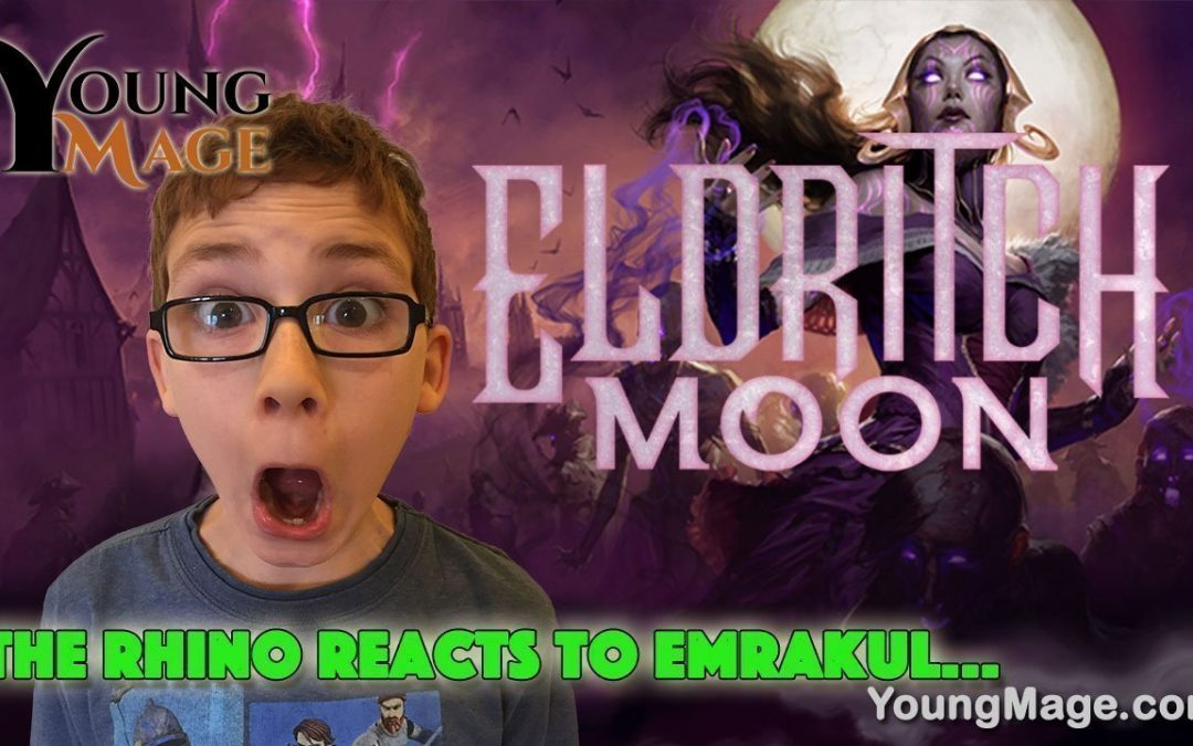 Eldritch Moon Reactions, Emrakul The Promised End