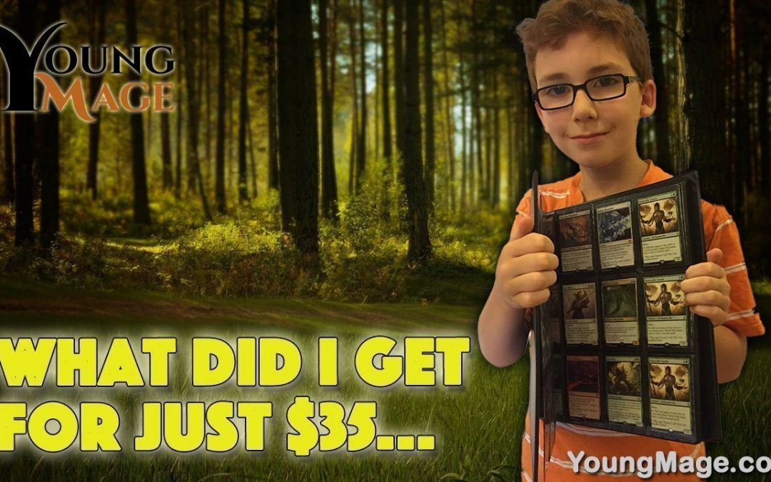 A $35 #MTG Find for a Young Mage