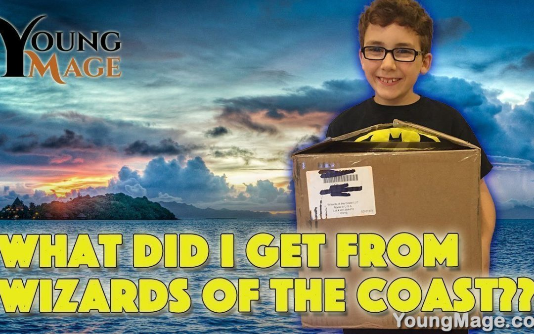 Getting a Goodie Box from WoTC