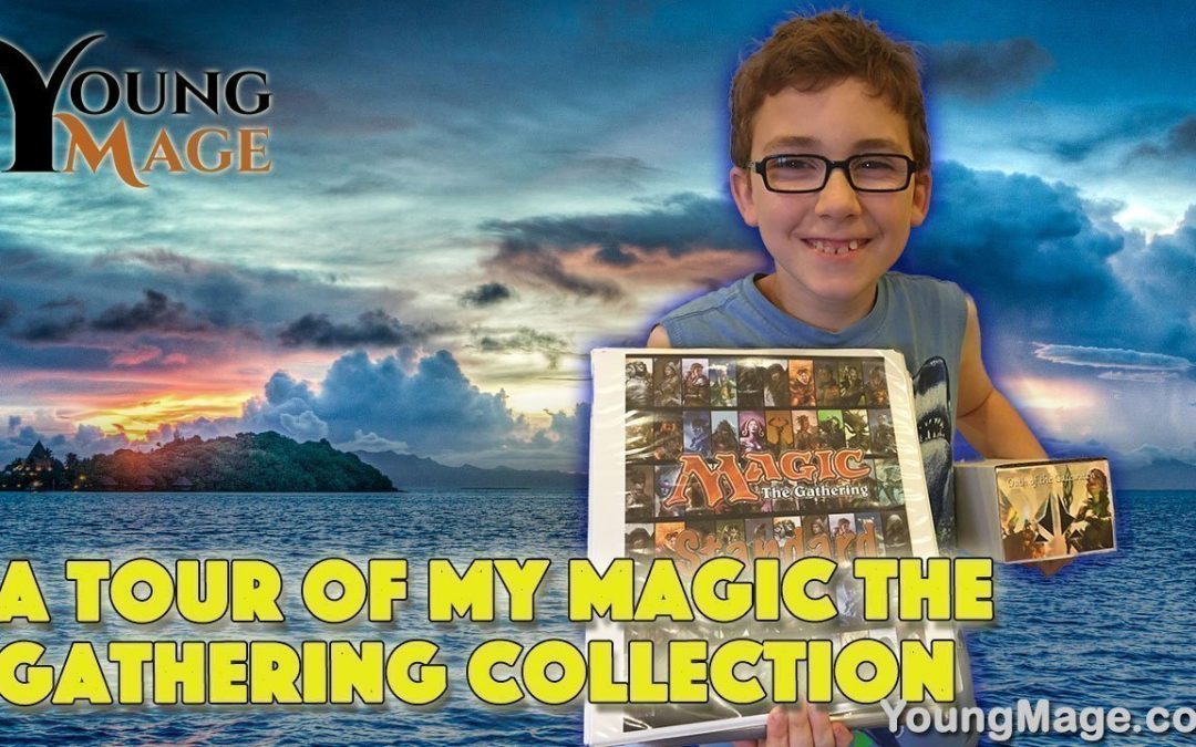 My Magic the Gathering Set