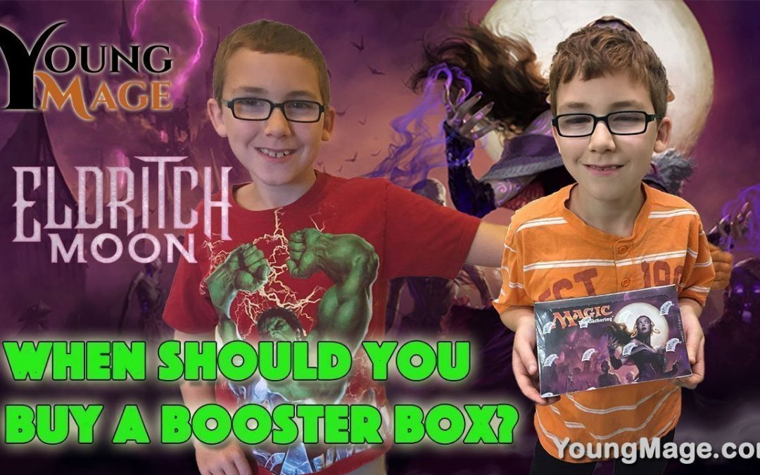 MTG Finance | When should you buy a booster box?