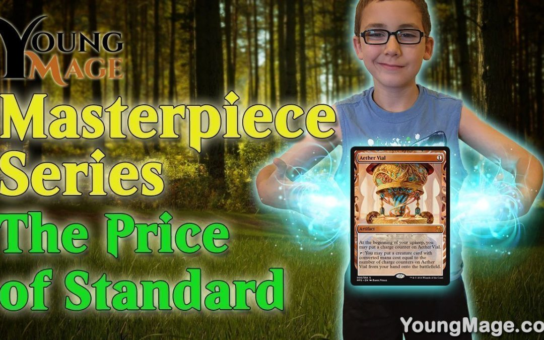 Masterpiece Cards and the Price of Standard