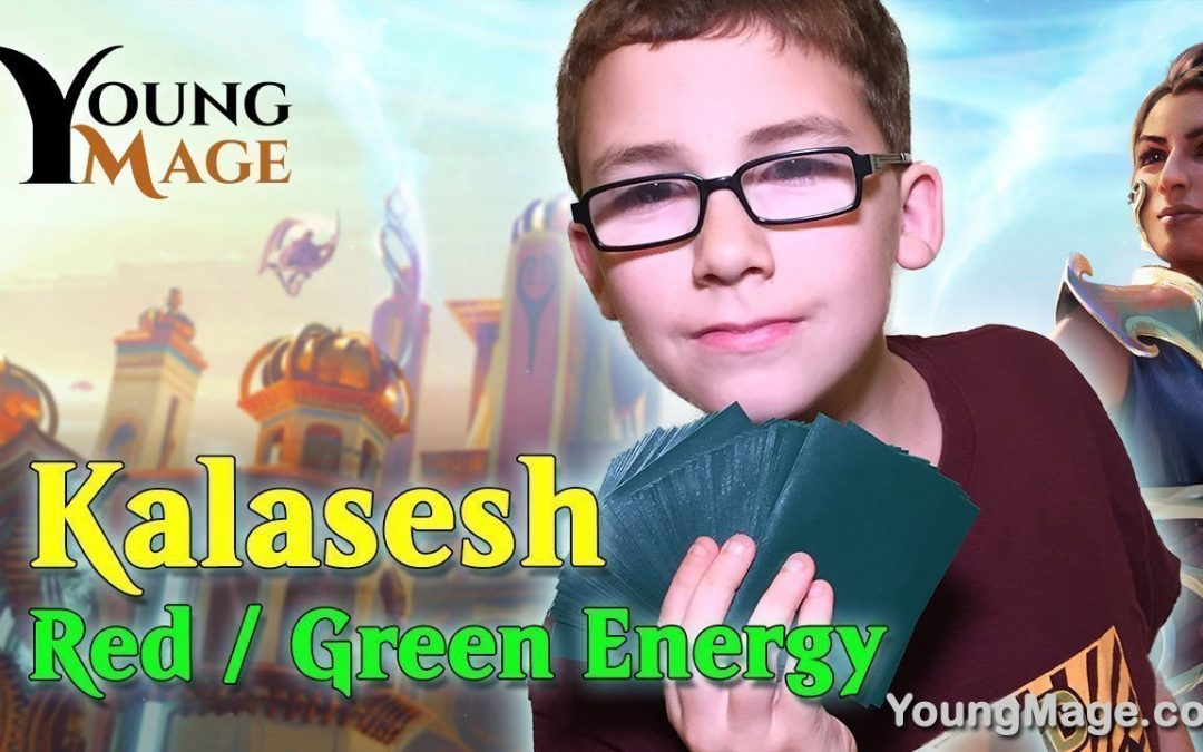 Red Green Energy Deck Tech