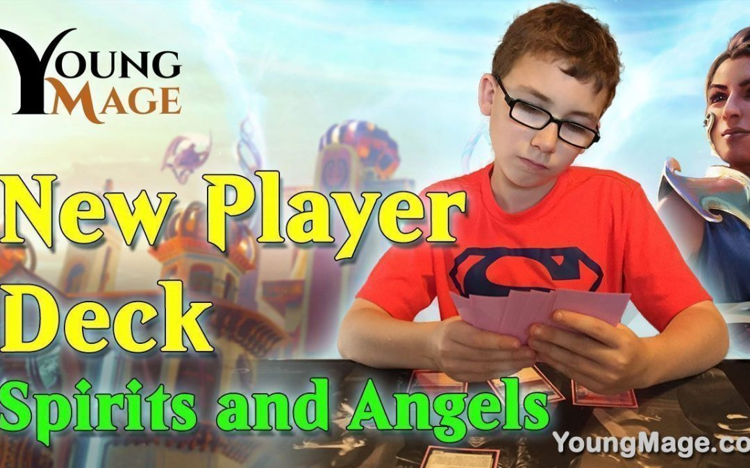 Spirits and Angels Deck for New Players