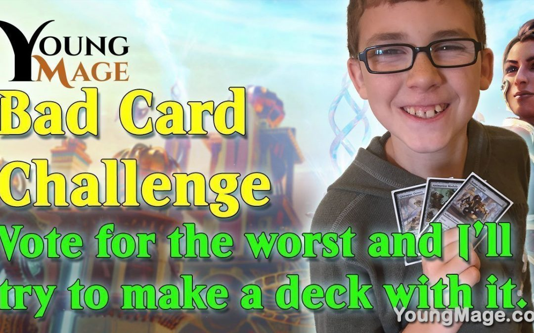 Bad Kaladesh Card Challenge