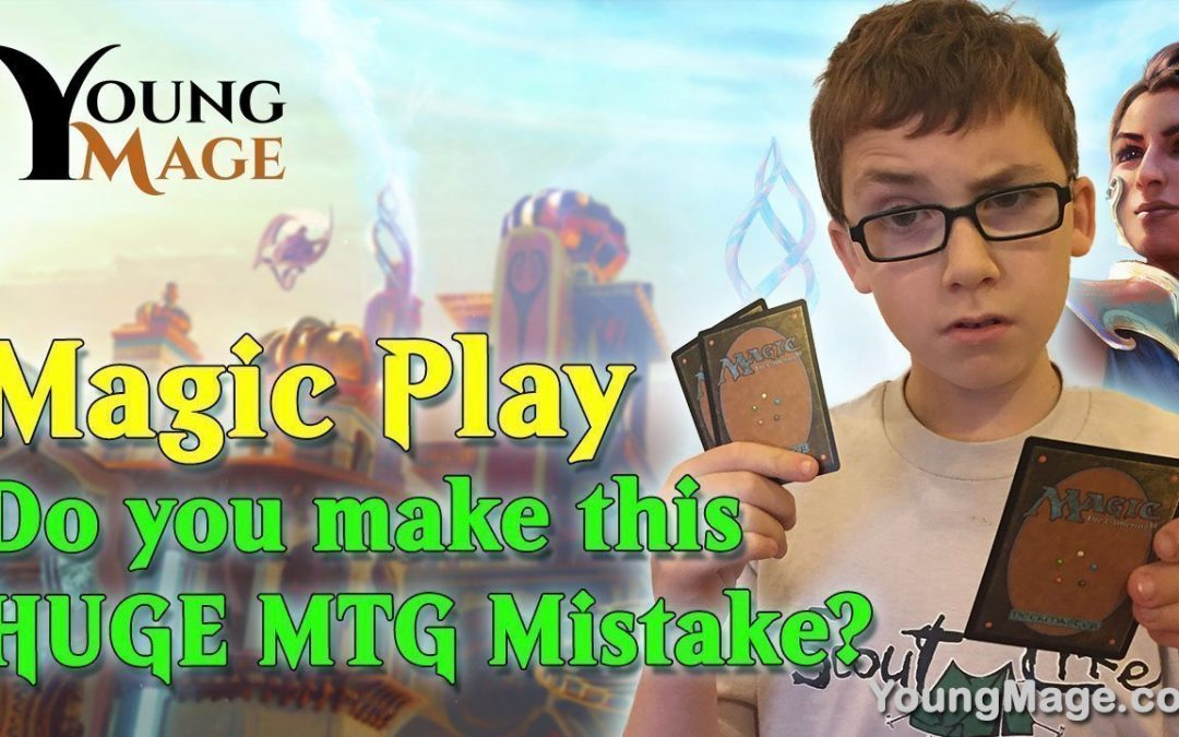 Do you make this Huge MTG mistake?