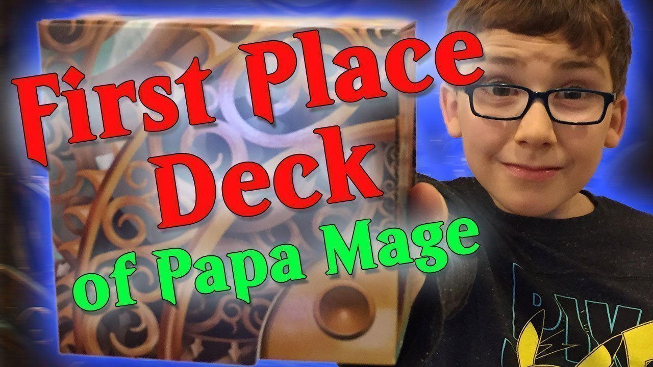 Aether Revolt PreRelease First Place Deck