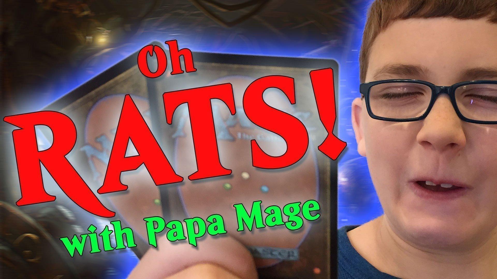 Stories with Papa Mage Plague Rats deck