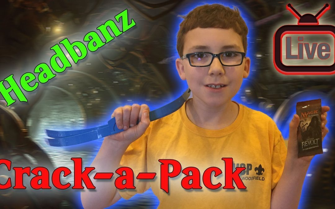 Headbanz Crack-a-Pack Livestream