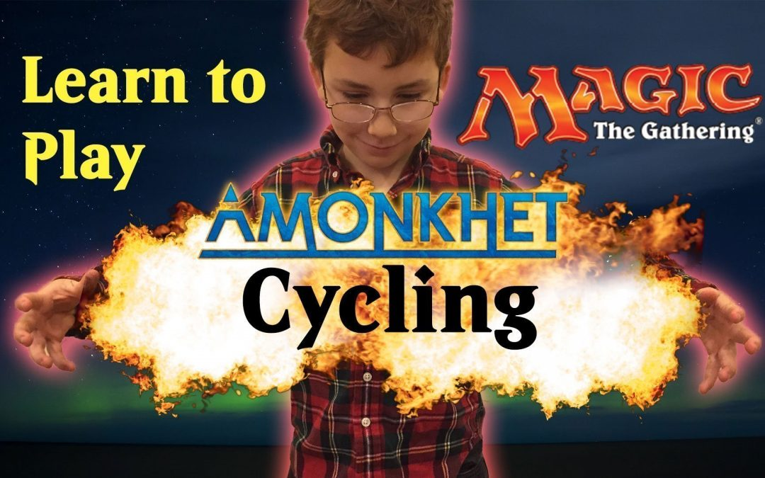 Learn Magic the Gathering Amonkhet Ability Cycling