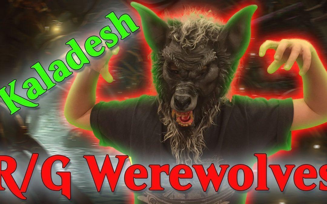 Kaladesh R/G Werewolves