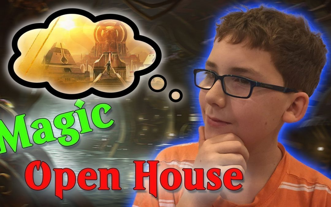 Magic The Gathering Amonkhet Open House