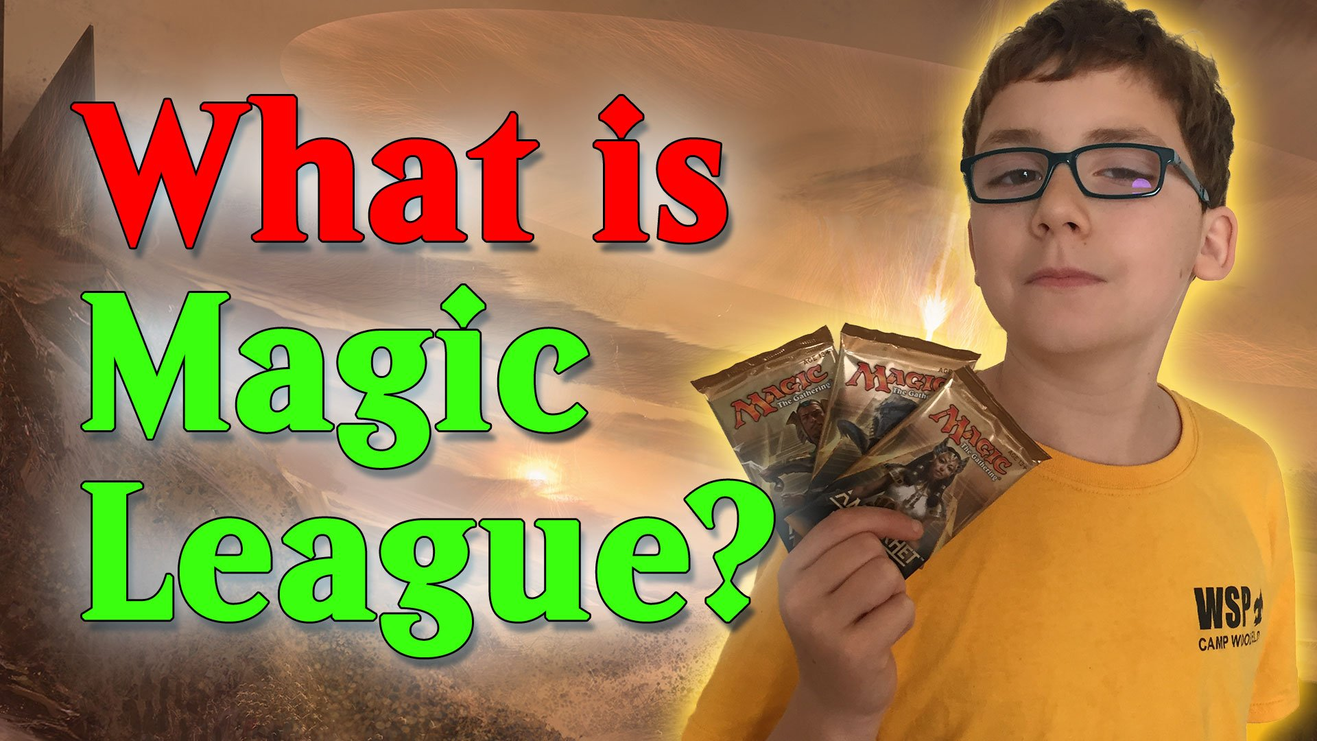 What is Magic League