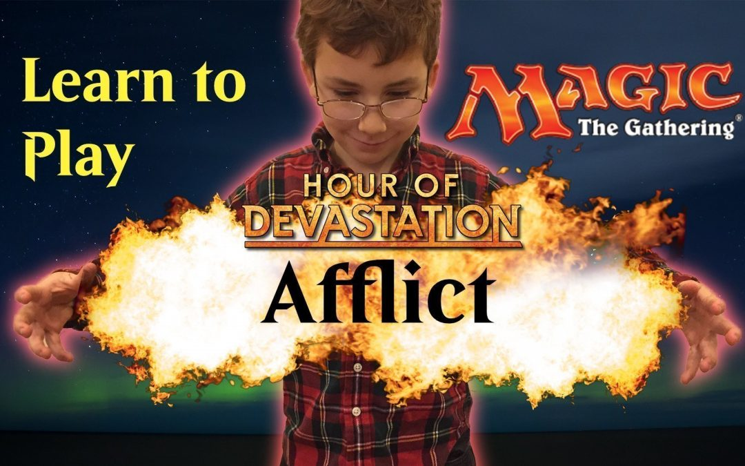 Hour of Devastation Ability Afflict