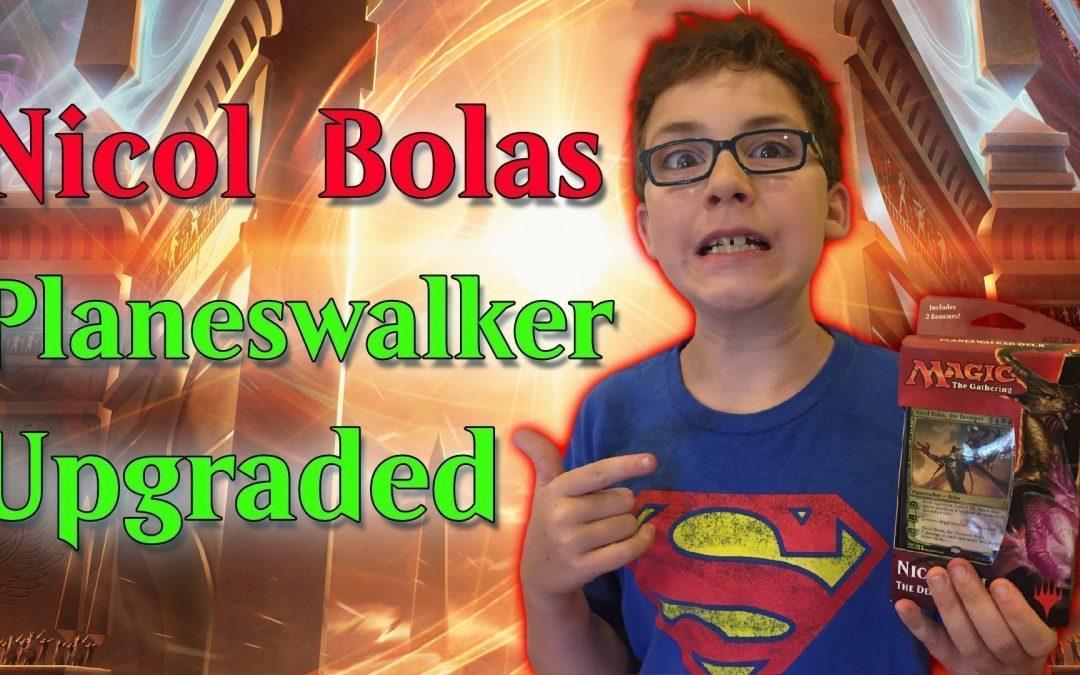 Nicol Bolas Planeswalker Deck Upgrade