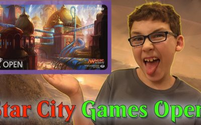 Star City Games Open VLOG