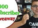 1000 Youtube Subscriber Giveaway