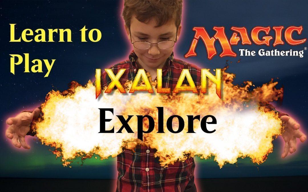 Ixalan Ability Explore