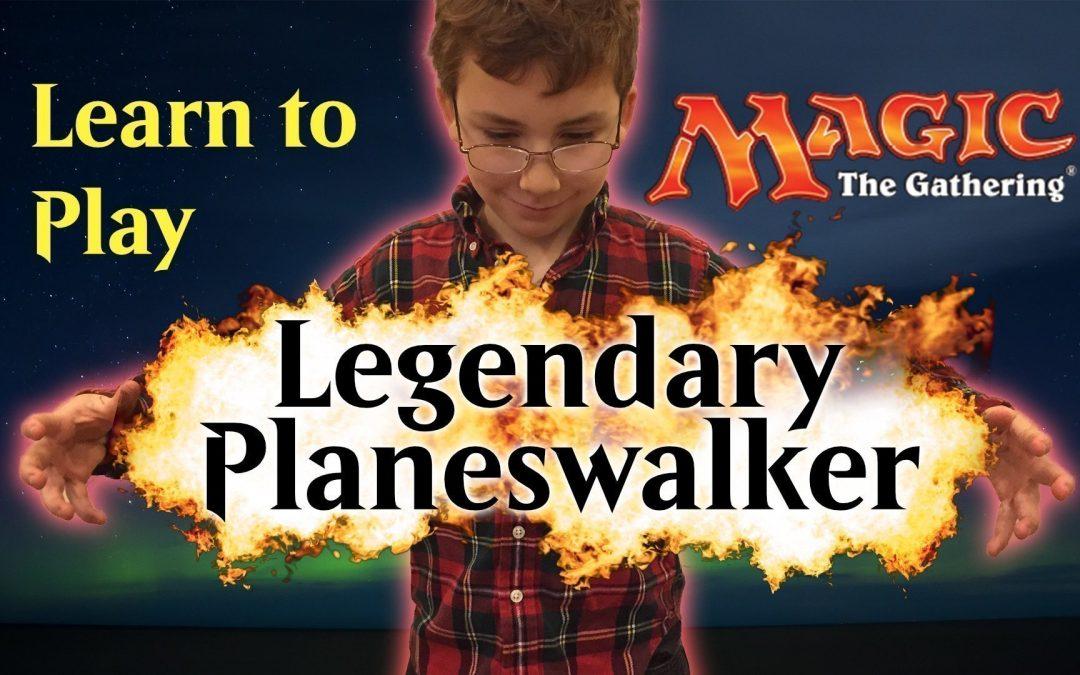 Legendary Planeswalker