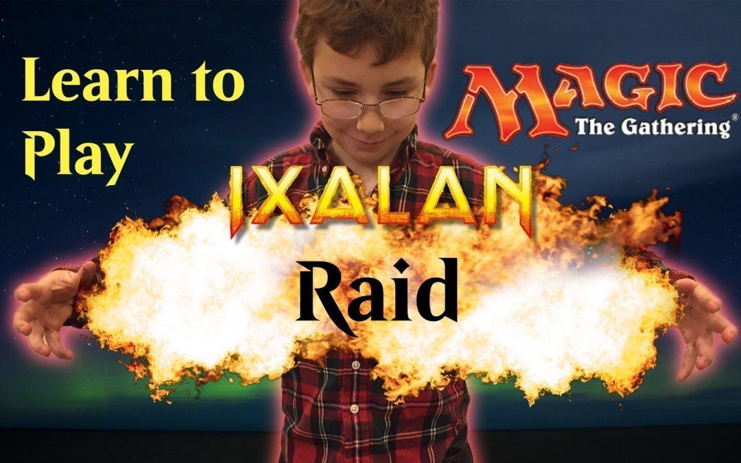 Ixalan Ability Raid