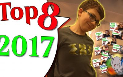 MTG Young Mage Top 8 of 2017