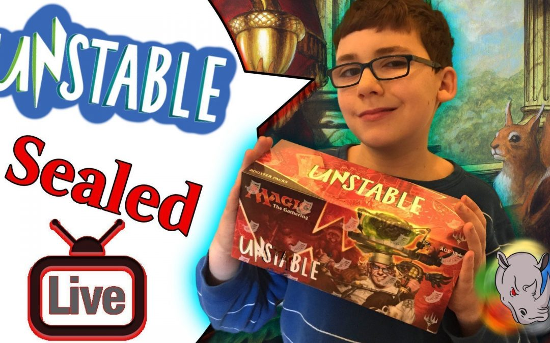 MTG Unstable Sealed Like a Prerelease