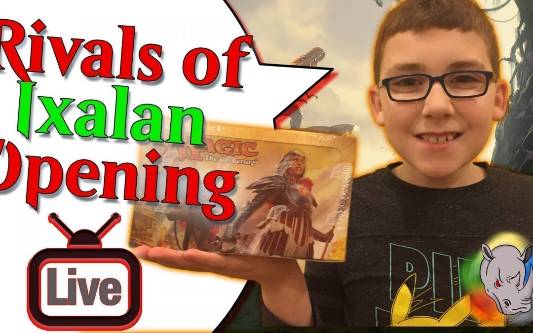 Rivals of Ixalan Booster Box Opening