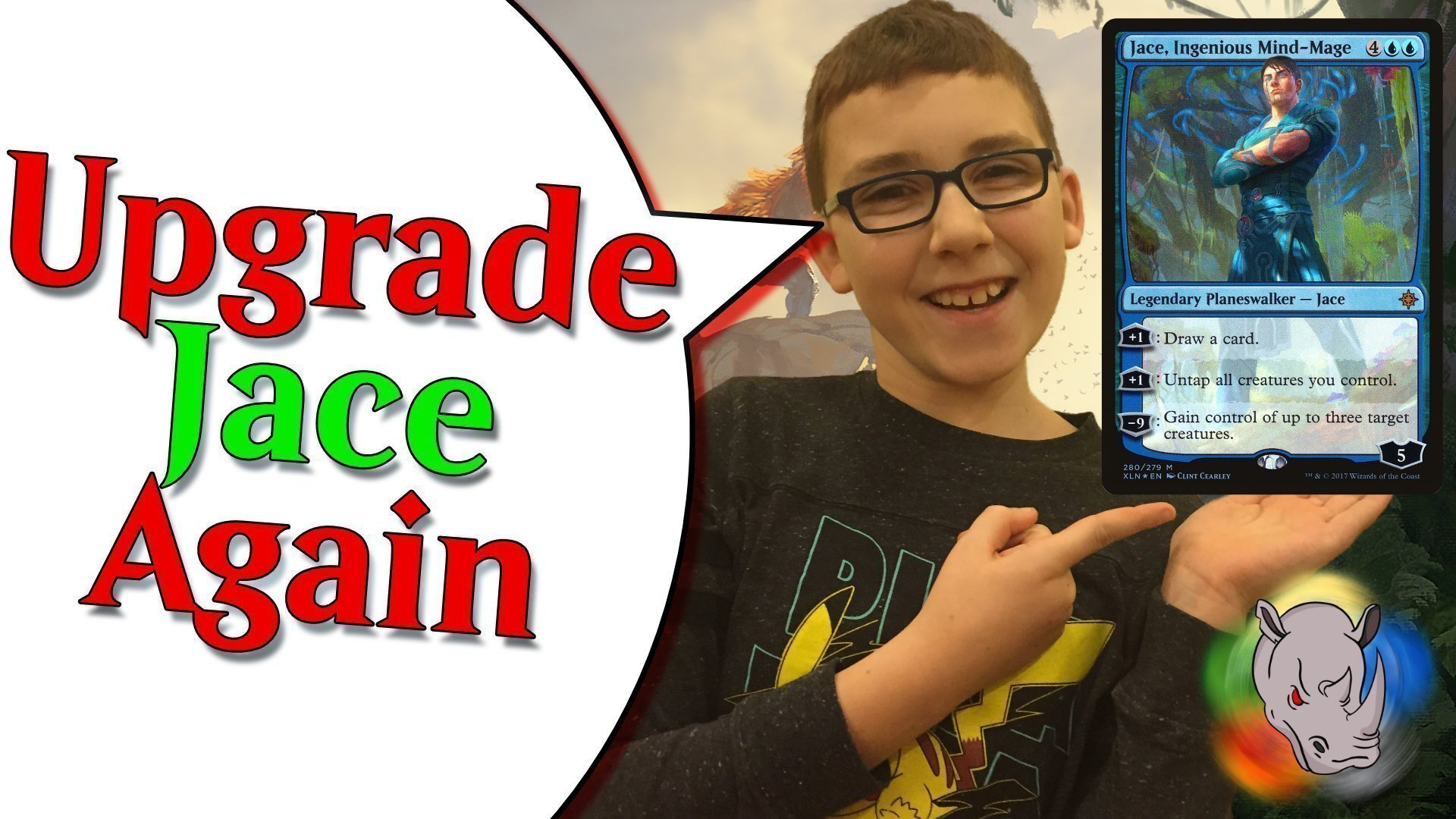 Upgrade Jace Planeswalker Deck Again with Rivals of Ixalan