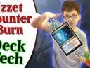 MTG Guilds of Ravnica Izzet UR Counter Burn Deck Tech