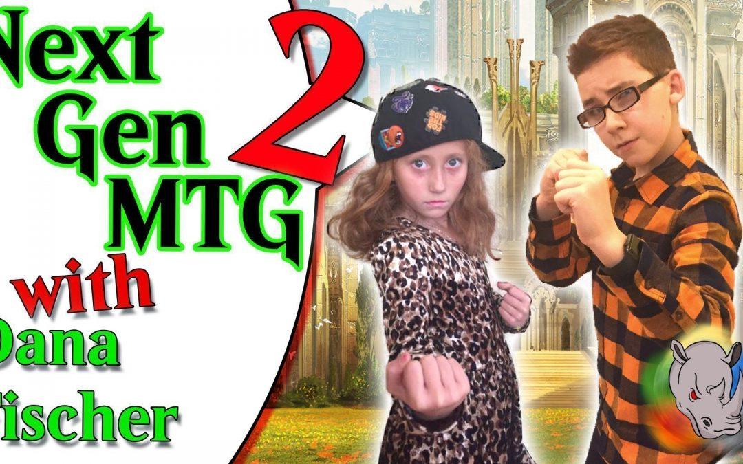Next Generation Magic the Gathering Episode 02
