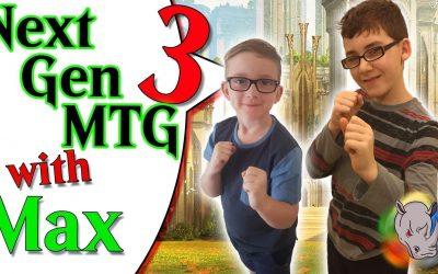 Next Gen MTG 3 Magic the Gathering by Kids