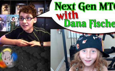Next Generation MTG 4 with Dana Fischer