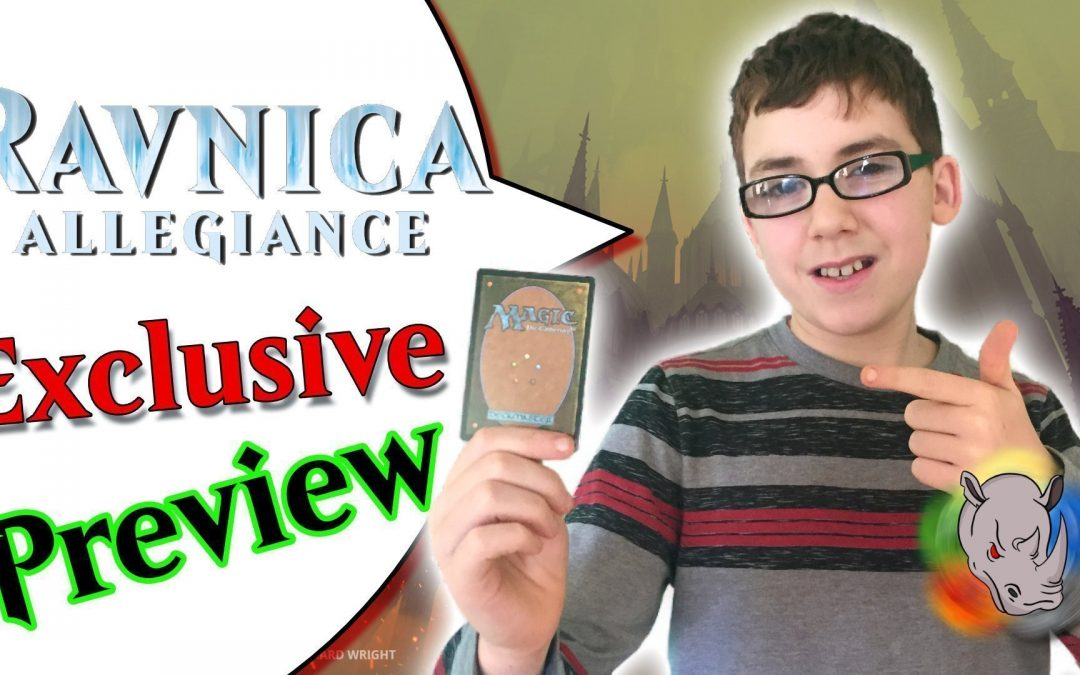 Clan Guildmage Ravnica Allegiance Preview