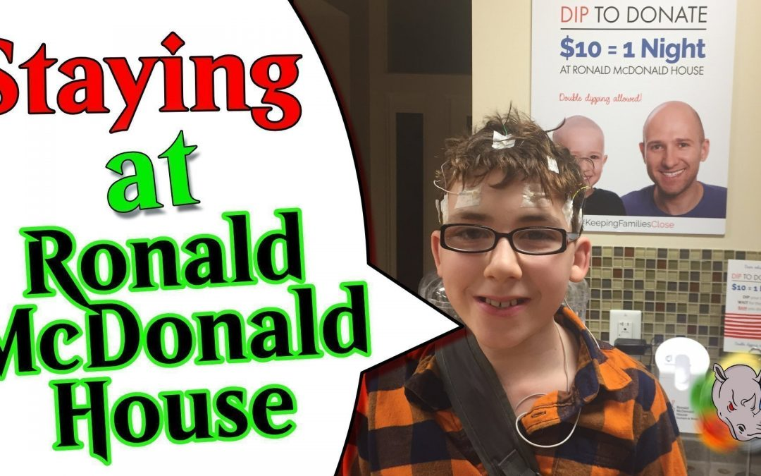 Staying at the Ronald McDonald House Durham