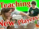 Teaching 24 New Magic the Gathering Players in One Week