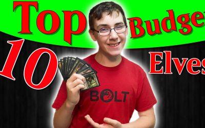 Top 10 Budget Elves and Pauper Deck