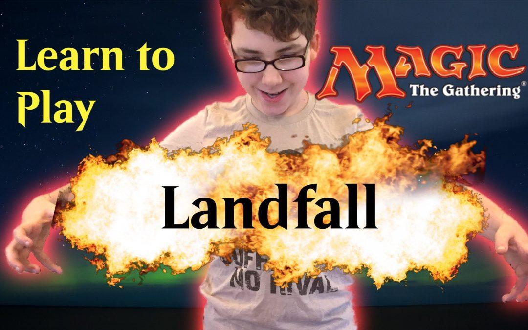How to Play MTG Landfall | Magic the Gathering Landfall