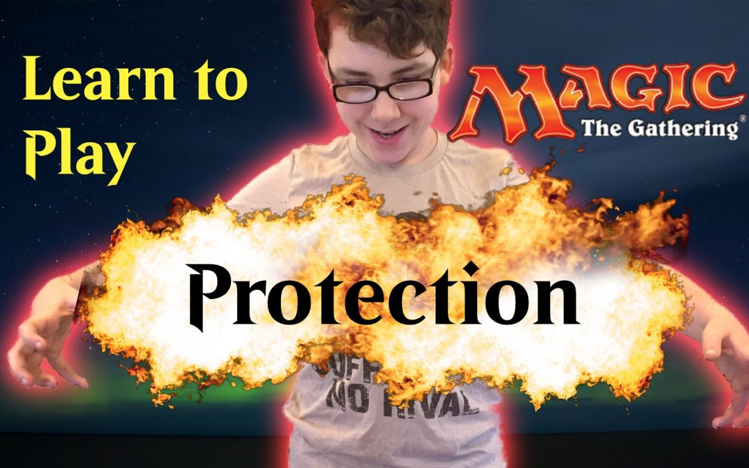 Learn Magic the Gathering Protection