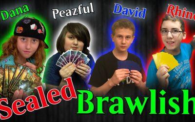 First Game of Sealed Brawlish | MTG EDH and Brawl