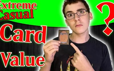 What is the value of MTG cards – Extreme Casual MTG Podcast