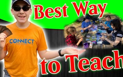 Extreme Casual MTG Podcast 03 – Best Way to Teach MTG to New Players