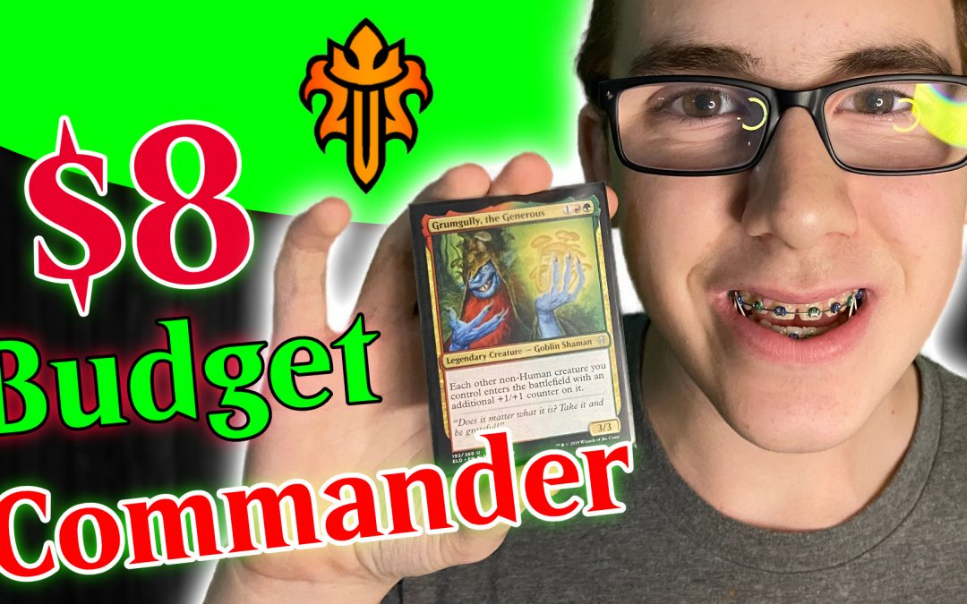 Budget Commander Deck Grumgully the Generous | Decks for 100 New Commander Players